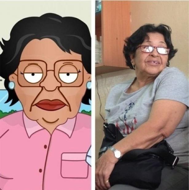 Consuela-a-Family-Guyból