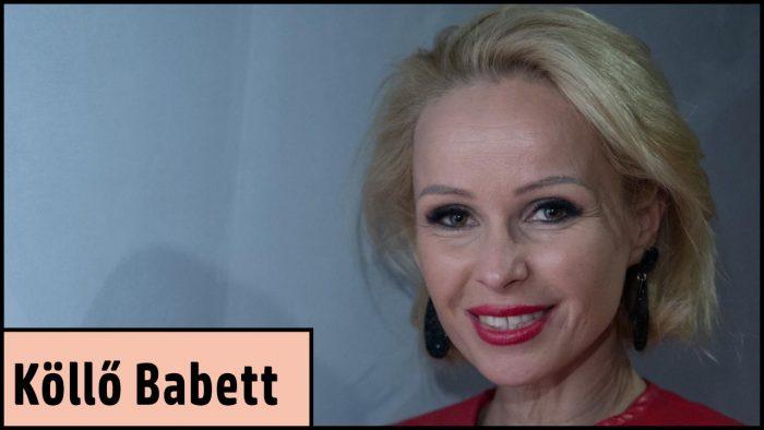 Köllő Babett